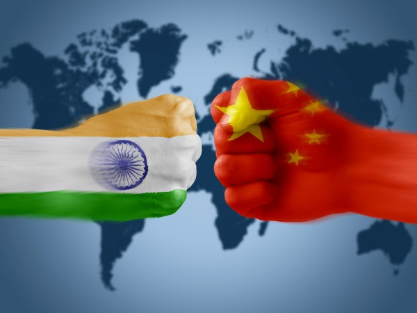 India - China conflict Ινδία-Κίνα Συγκρουση